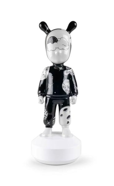 """Porzellanfigur """"The Guest"""" von Henn Kim für Lladró. Große Version (52 cm), 2310 Euro."""