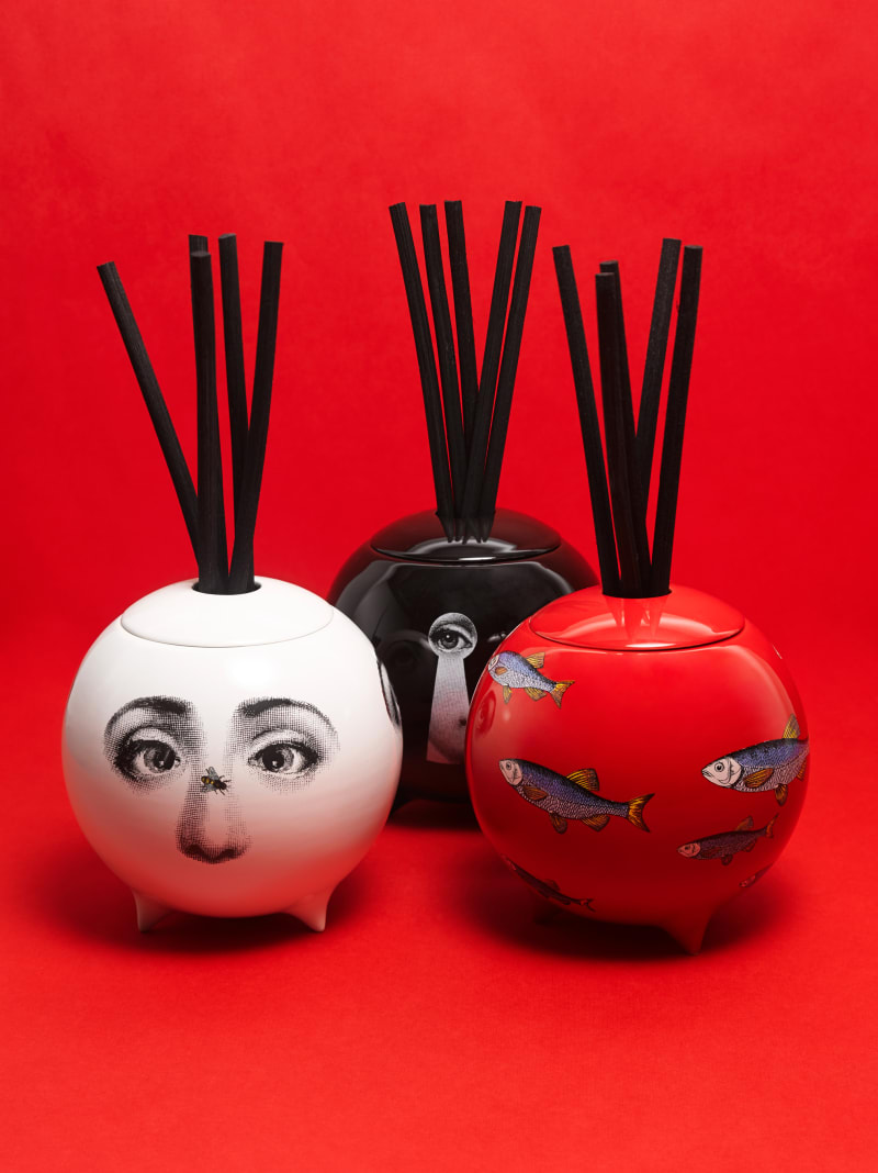 Fornasetti Red
