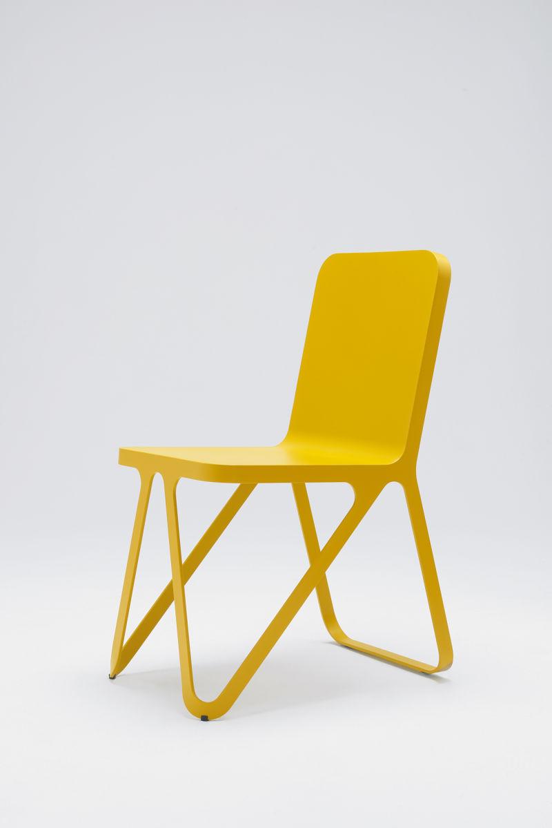 Sebastian Scherer Loop Chair
