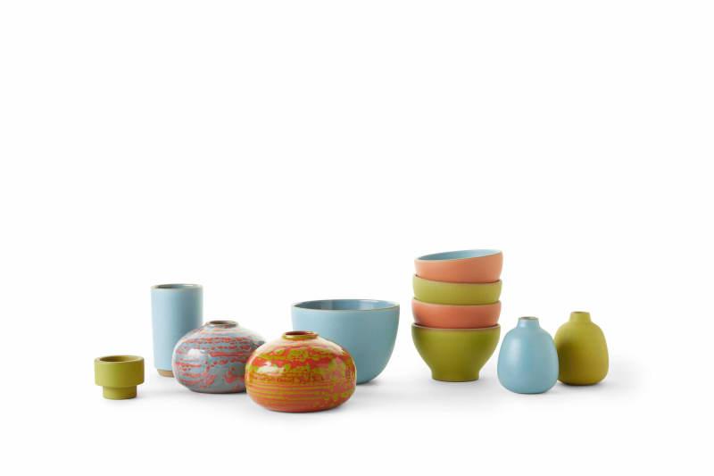 "Kollektion ""Summer Seasonal"" 2020 von Heath Ceramics"