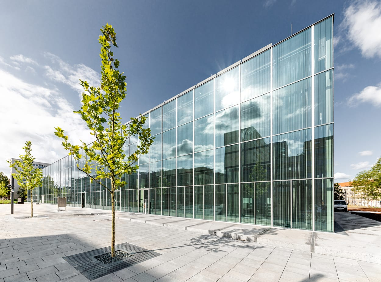 Bauhaus, Dessau, Museum, Architektur, Eröffnung, Stadtpark