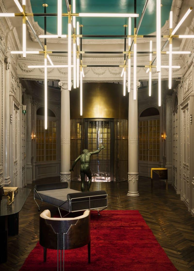 Dimorestudio Palazzo Fendi 3