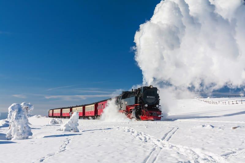Brockenbahn, Deutschland