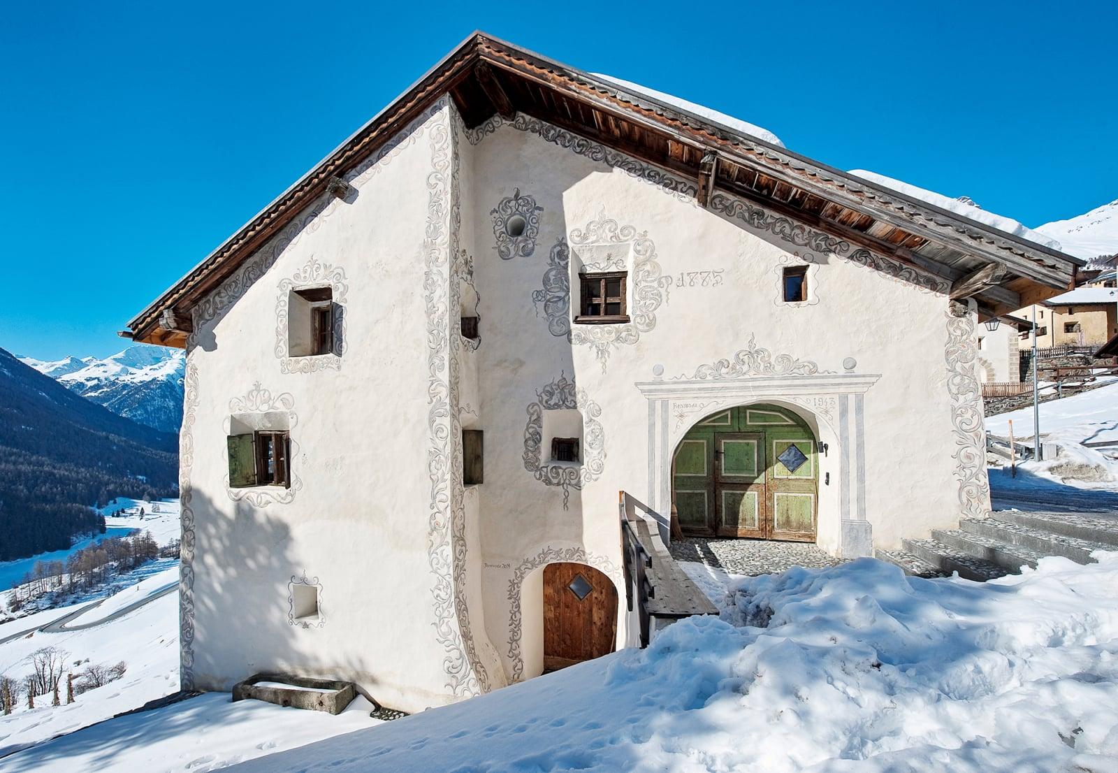 Duri Vital Bauernhaus