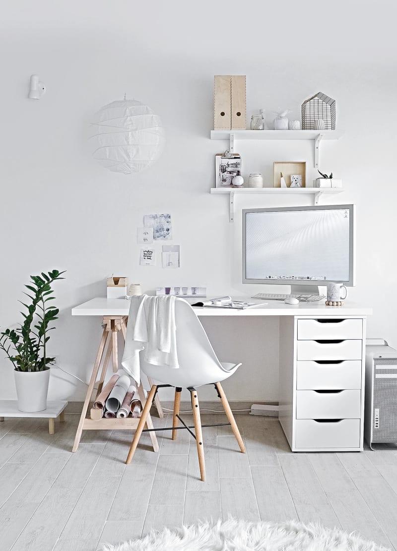 Agata Dimmich Passion Shake Blog Schreibtisch