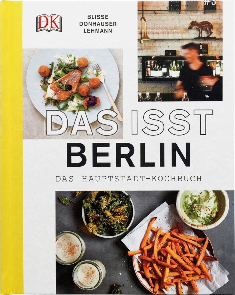 Kochbuch Das isst Berlin