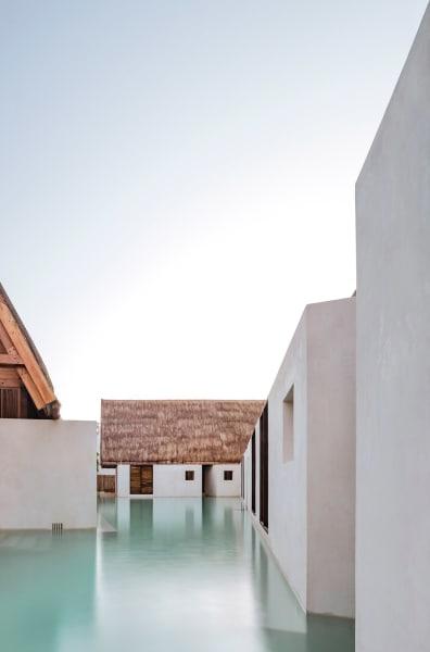 "Hotel ""Punta Caliza"" auf Holbox"