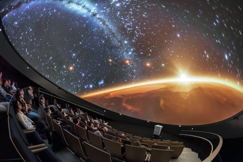 Eso Supernova Planetarium, Garching