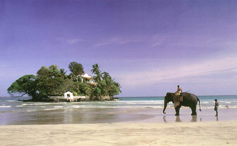 Taprobane Island, Weligama