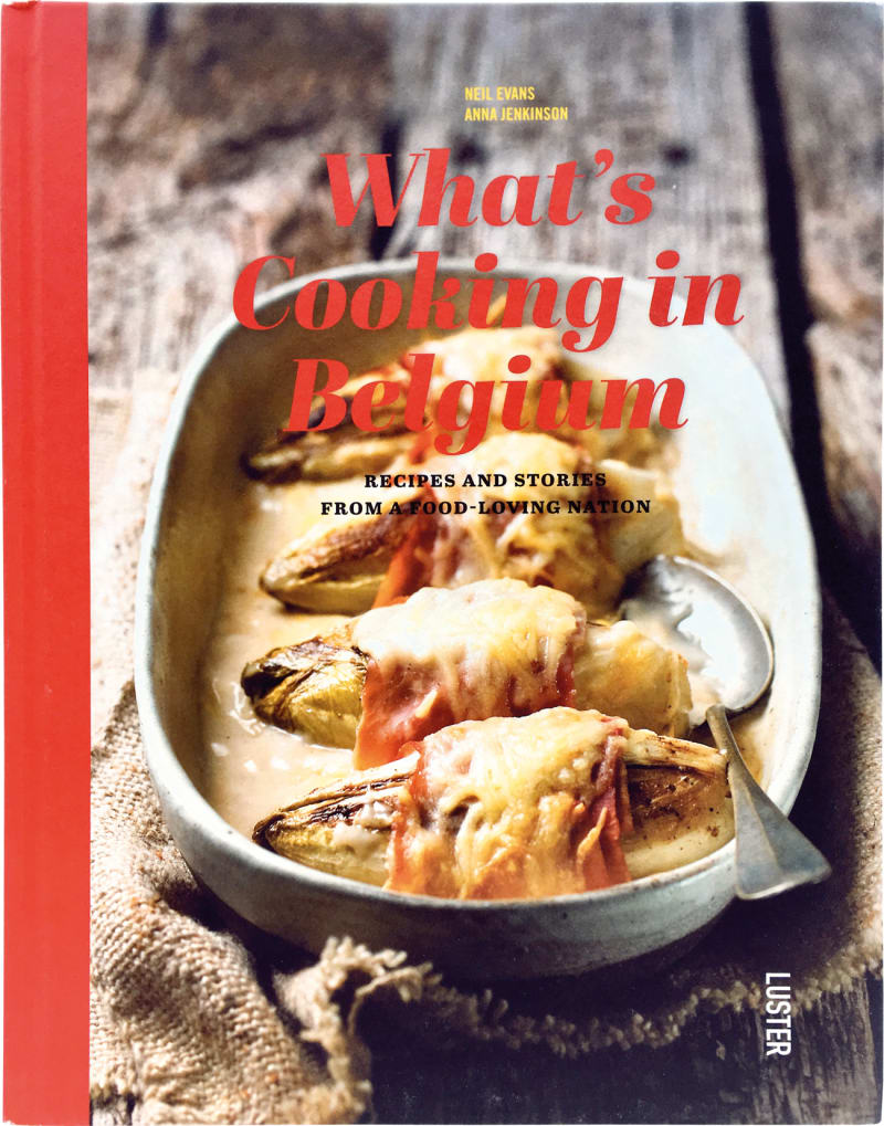 Kochbuch What's Cooking in Belgium