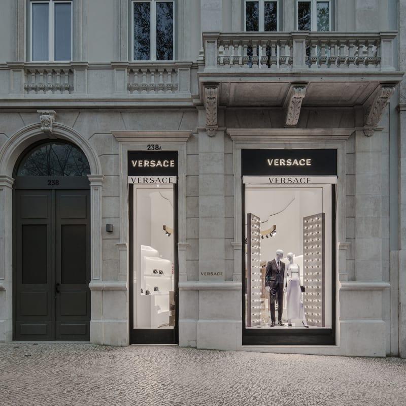 Versace-Store D