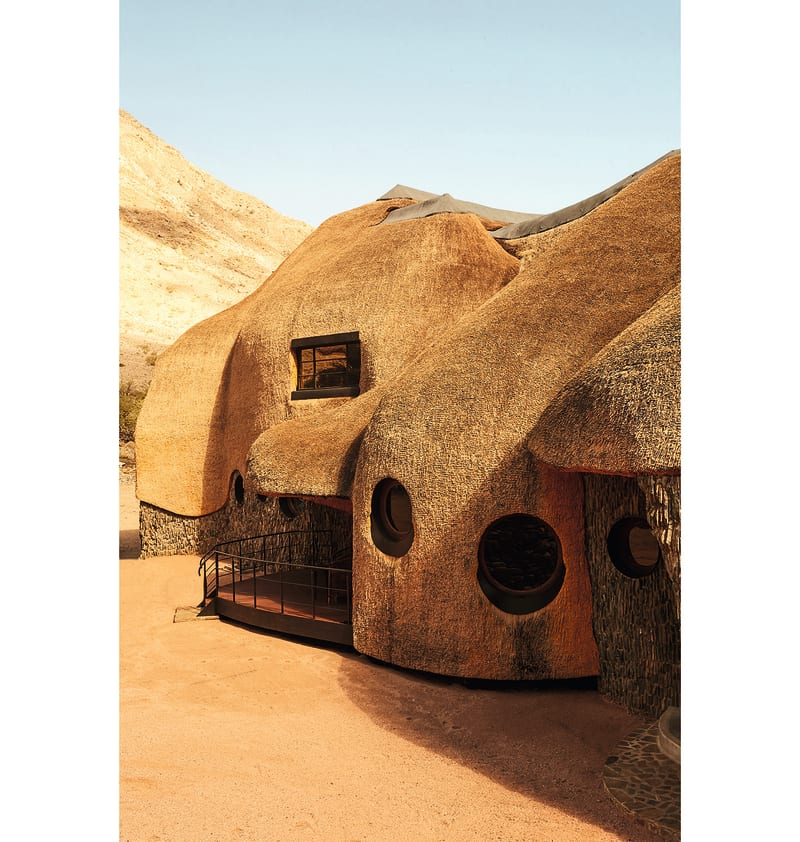"""The Nest @ Sousus"", Namib"