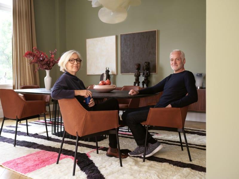 Das Design-Duo Hoffmann-Kahleyss für die Manufaktur Freifrau