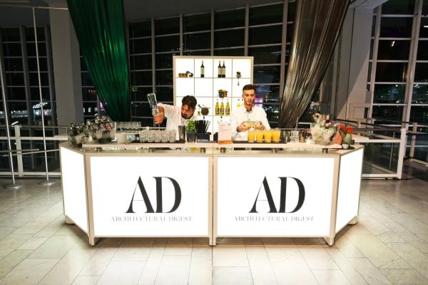 AD Cocktailbar.