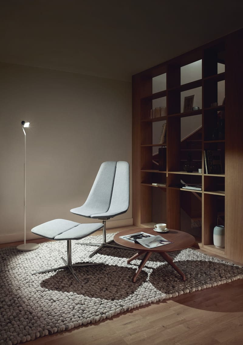 Wagner W-Lounge Chair 2