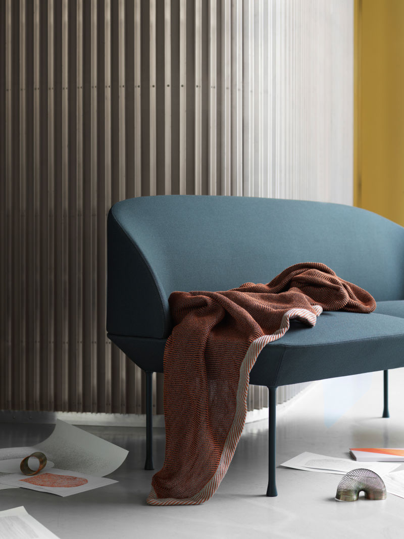 """Ripple Throw"", Muuto"