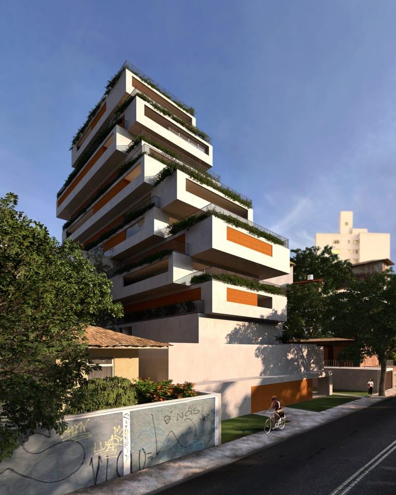 Isay Weinfeld. Edifício OKA