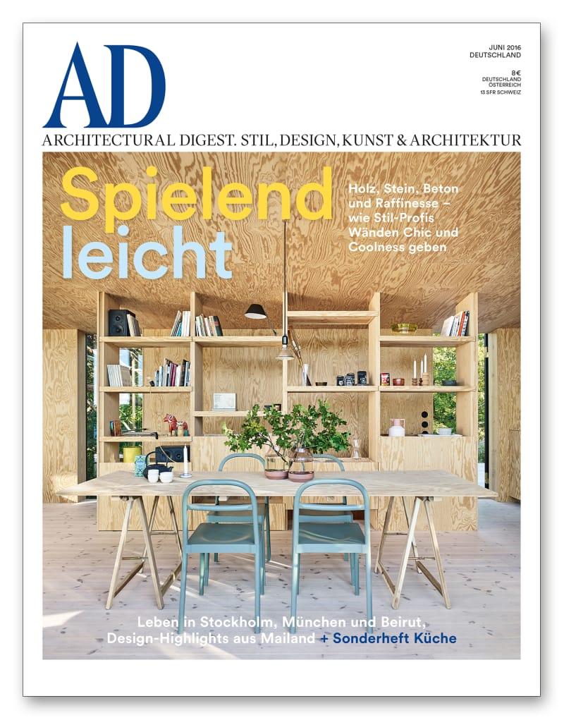 AD Juni 2016 Cover