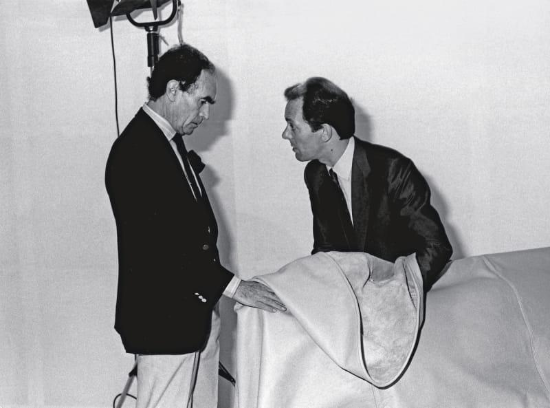 Vor 40 Jahren erfand Flou das Bett neu - AD