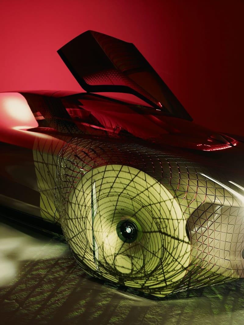 Stefan Milev BMW Vision Car A