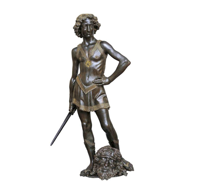"4. ""Verrocchio, Master of Leonardo"", Palazzo Strozzi, Florenz"