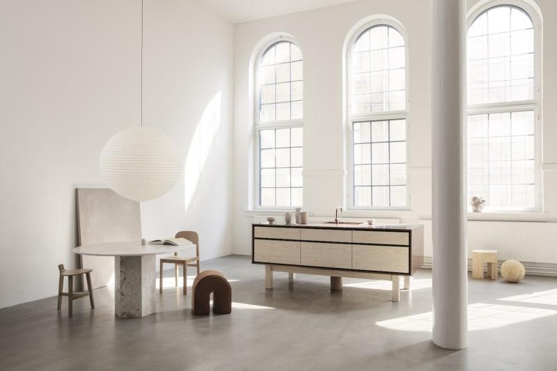 Framed Küchenblock Garde Hvalsøe