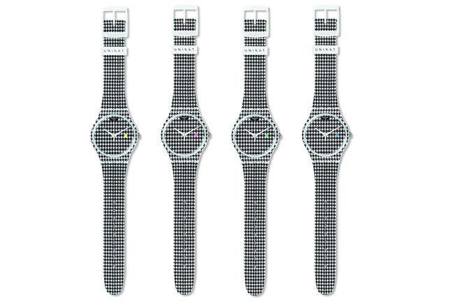 Swatch Uhr Unikat