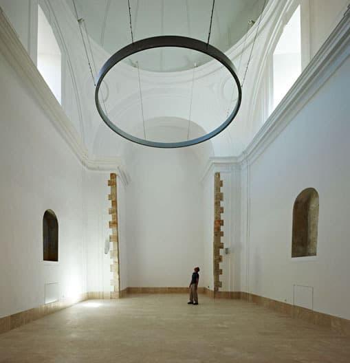 Capilla de Brihuega von Adam Bresnick Architects
