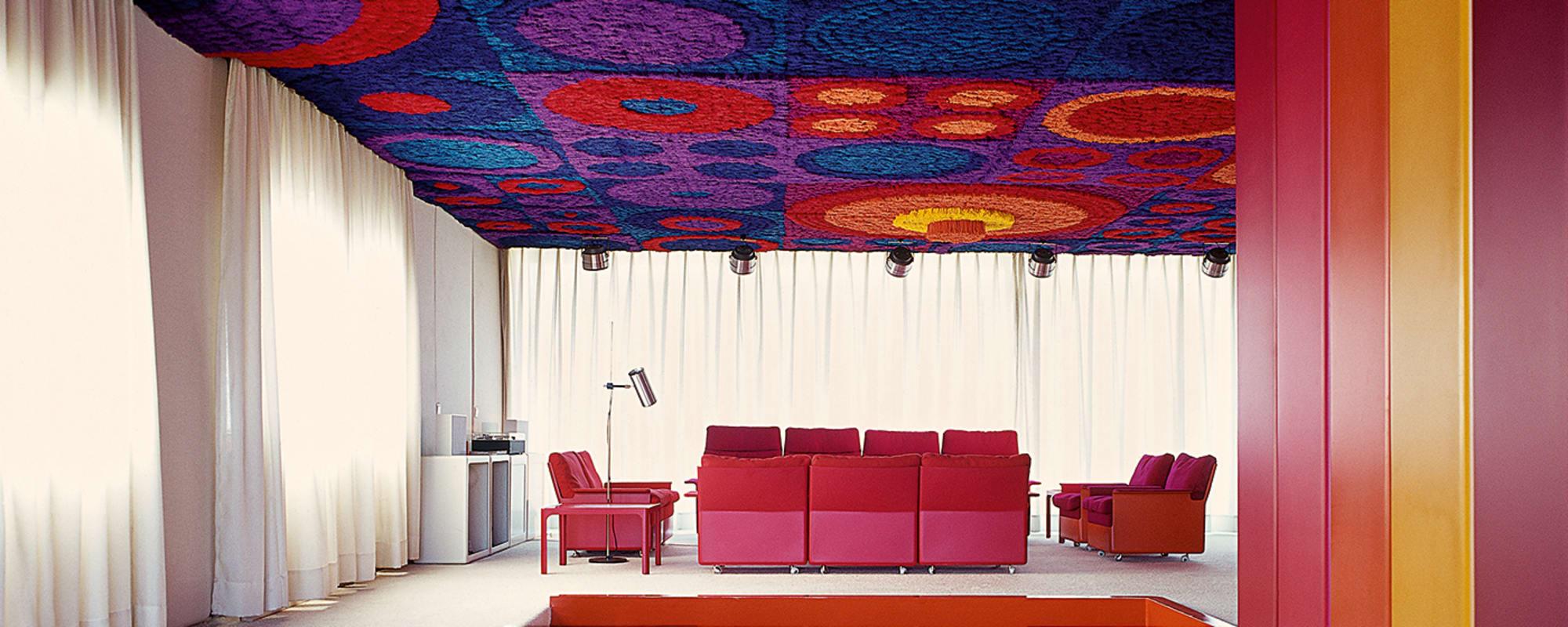 Wolfgang Feierbach, FG Design Wolfgang Feierbach Company, Kunststoff, Plastik, Wohnzimmer, Polster, Möbel