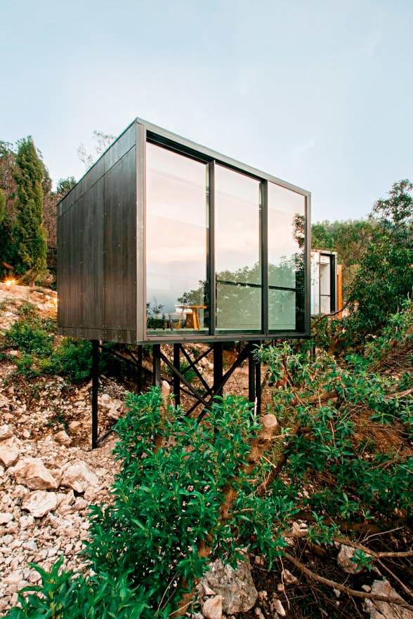 """Vivood Landscape Hotels"", Benimantell"