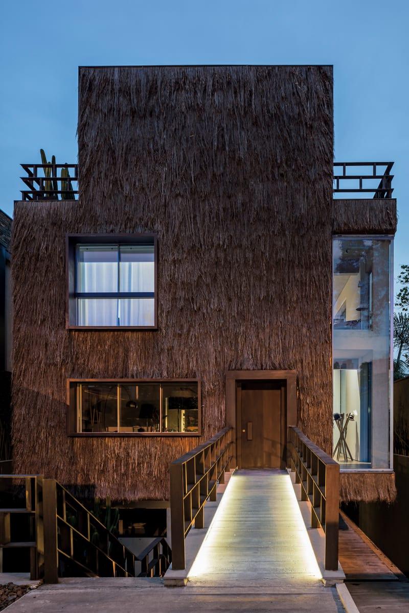 Mammut-Haus von Estudio Campana - AD