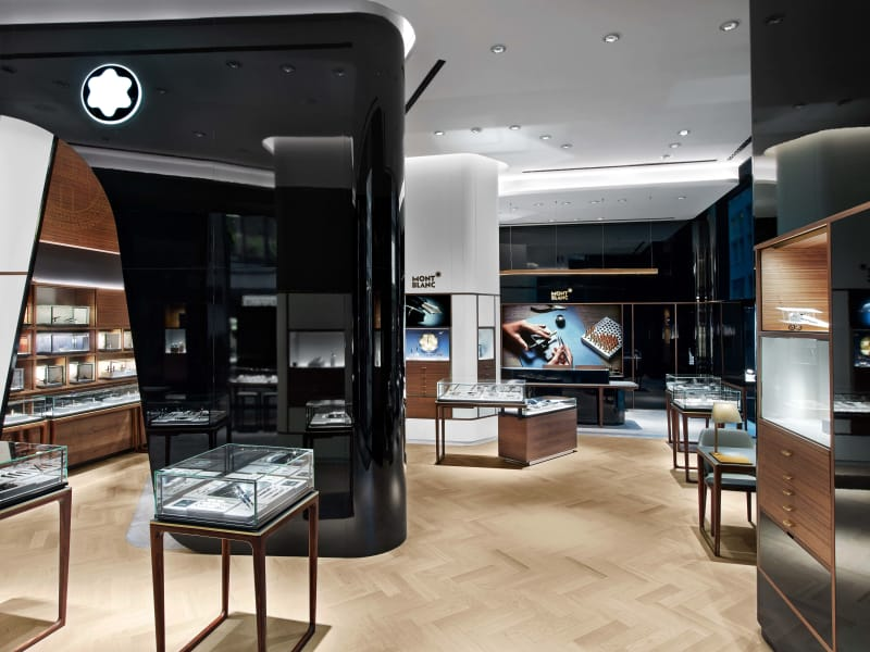 Mont Blanc Flagship Store