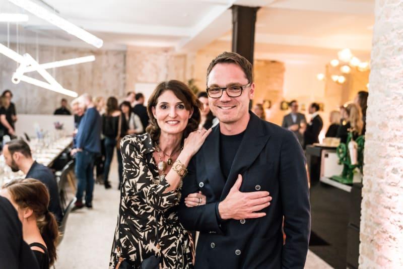 Antonella Forte, Oliver Jahn