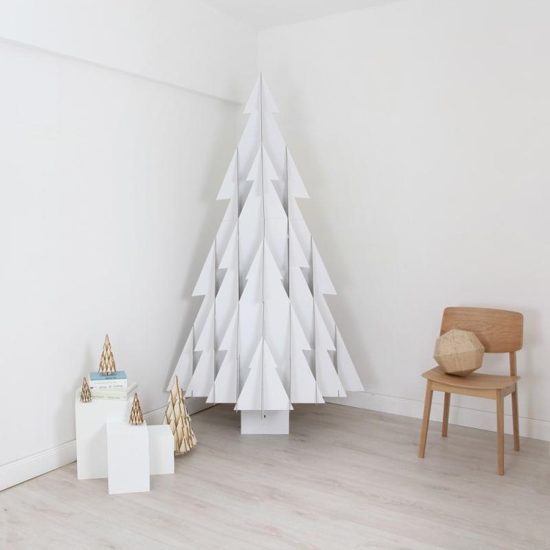 Karton-Weihnachtsbaum