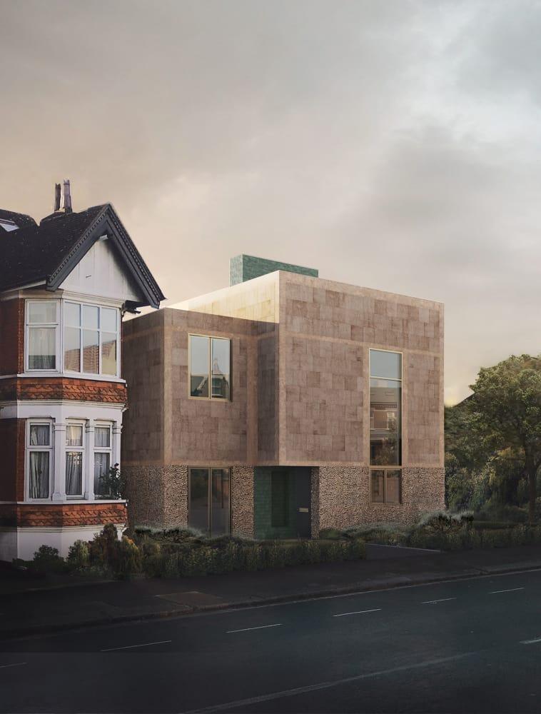 Modulare Stadthäuser vom Londoner Immobilien-Start-Up Cube Haus
