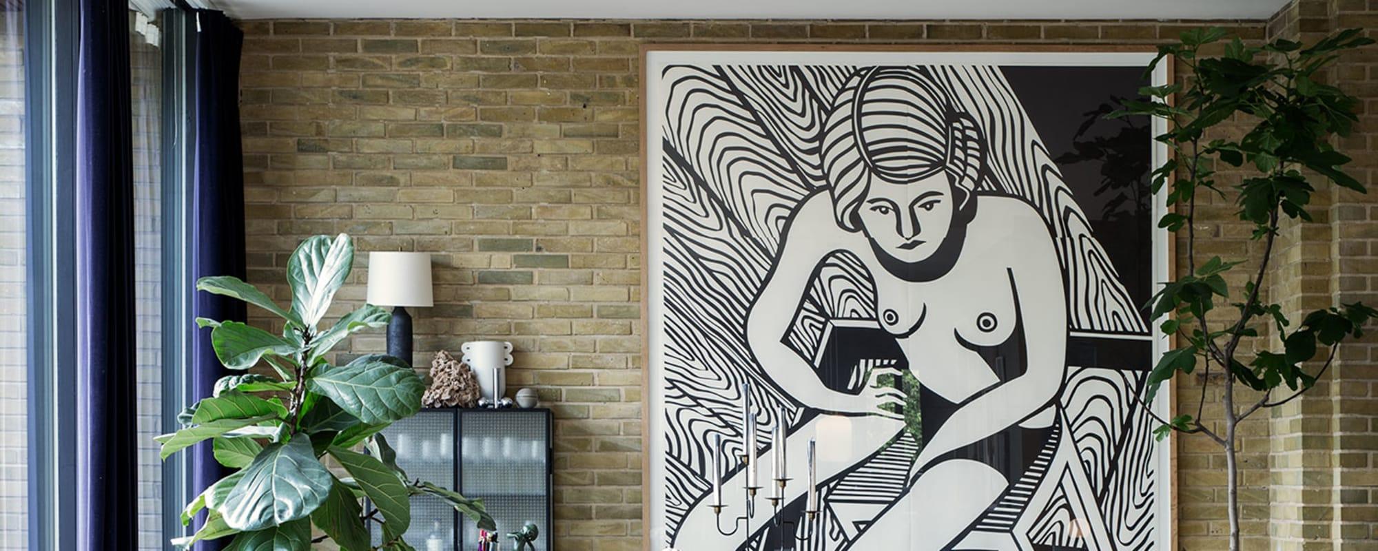 Ferm Living, Wohnzimmer, Trine Andersen, Kopenhagen