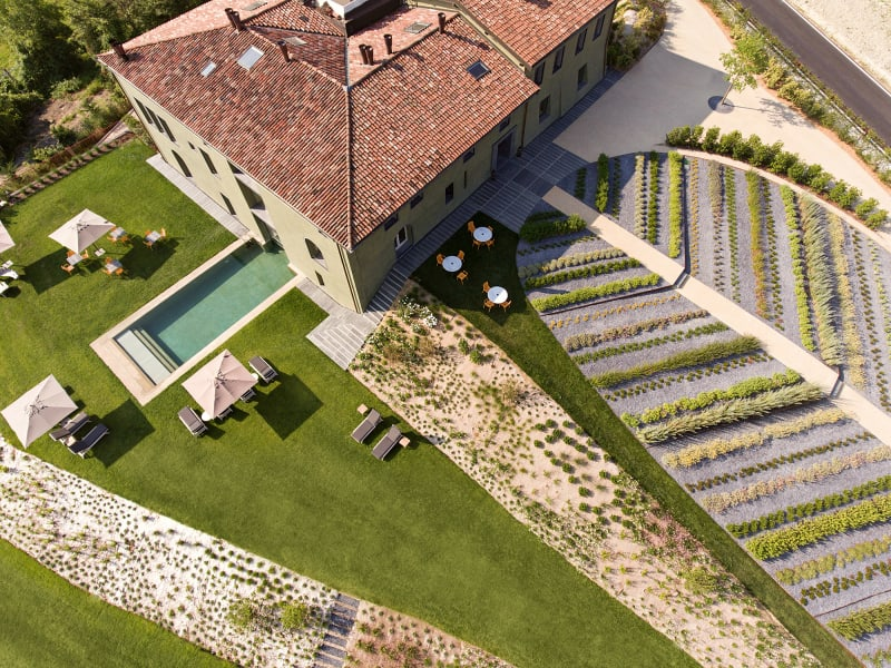 1. Locanda La Raia, Piemont