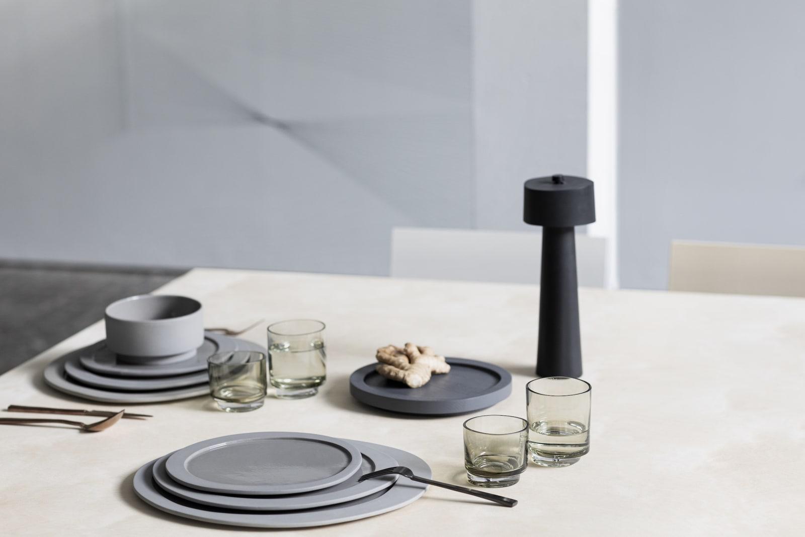 """Service """"Inner Circle"""" von Maarten Baas für Valerie Objects"""