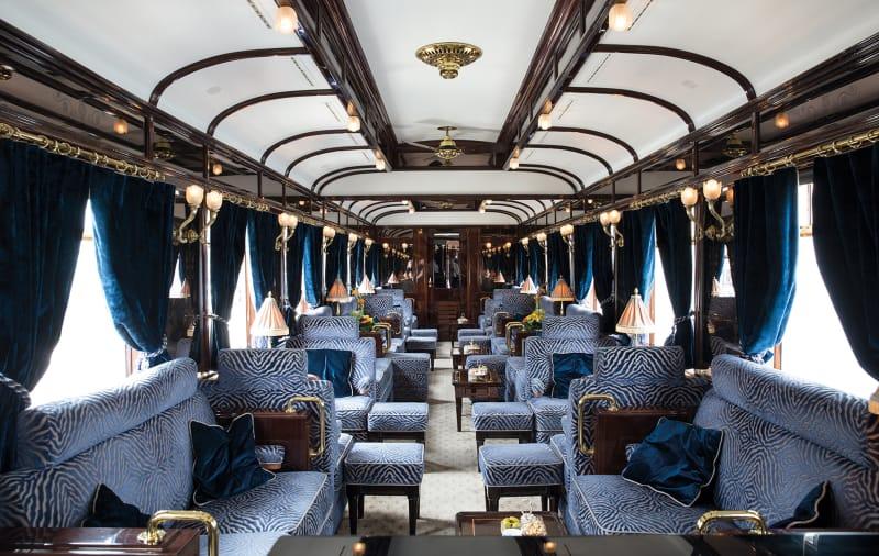 Venice Simplon-Orient-Express, Europa