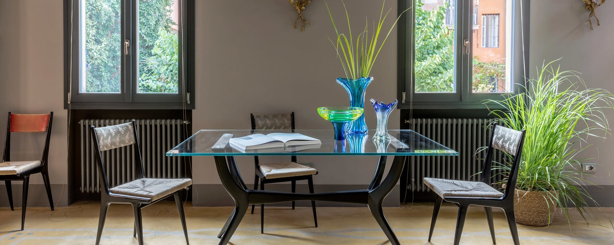 Interiordesignerin Stefania Biondo dalla Casapiccola, Rom, Wohnen