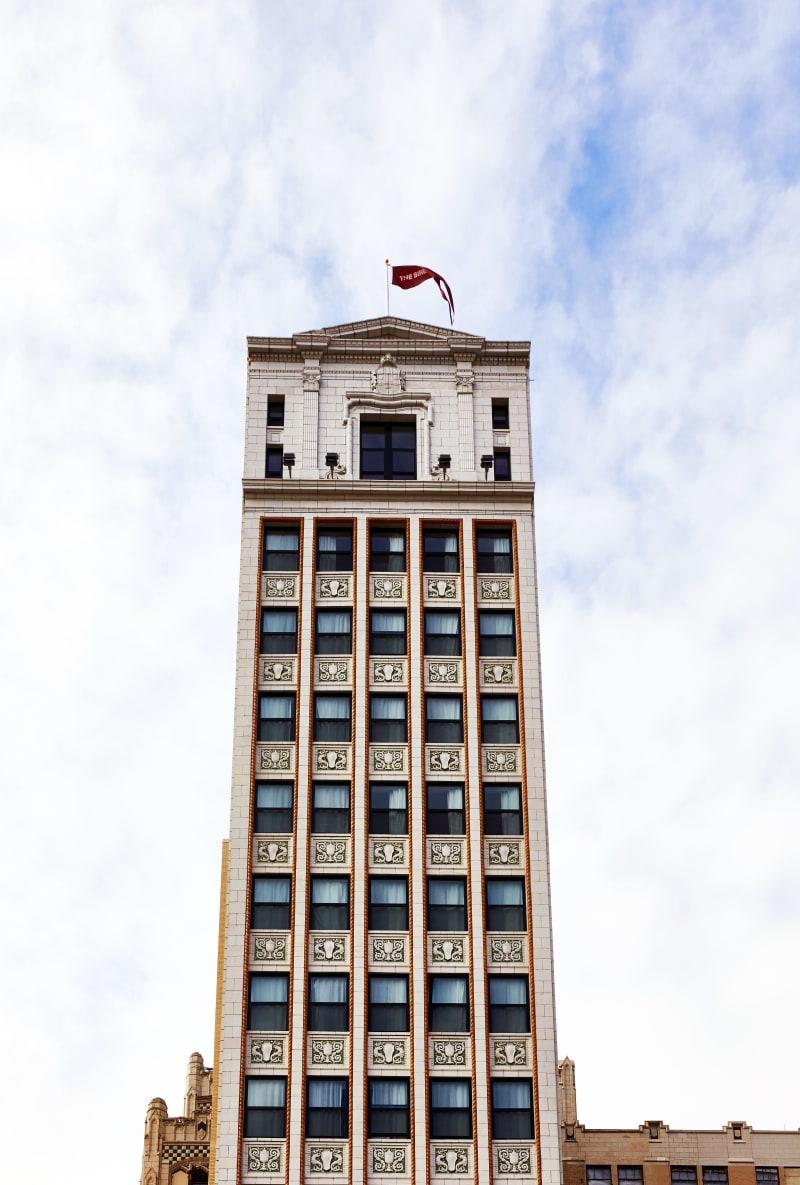 The Siren Hotel, Detroit