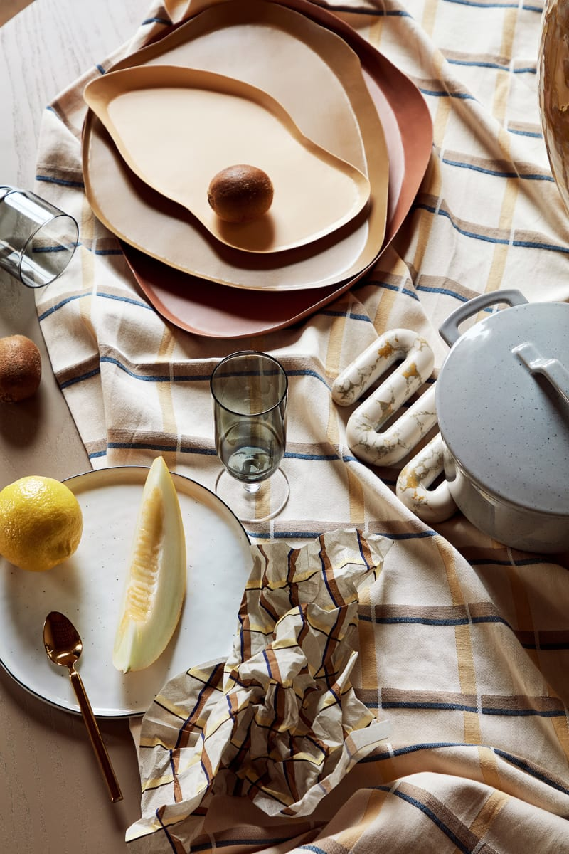 """Mie Plates"", Broste Copenhagen"