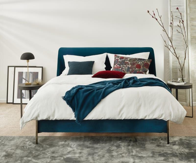 Treca Betten Blau