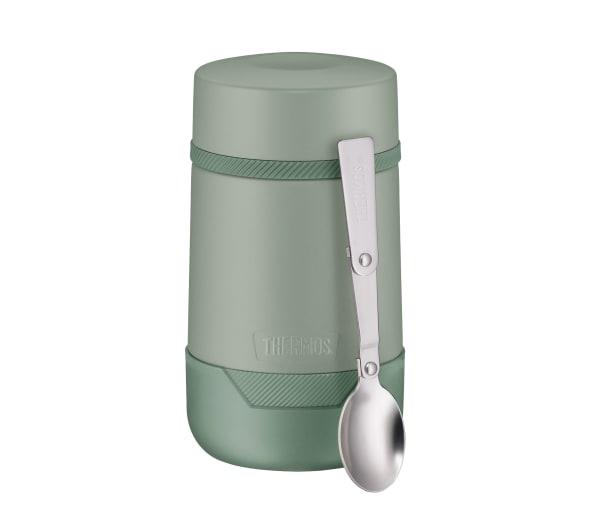 """Das Speisegefäß """"Guardian Food Jar"""" vonThermos hält das Essen bis zu neun Stunden warm. So lang ist die Mittagspause zwar nicht, aber der nächste Ausflug kommt bestimmt, um 40 Euro."""