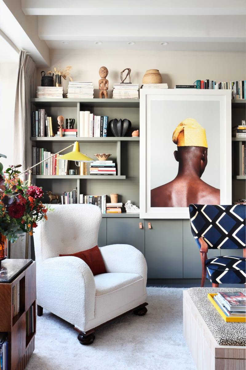 Wohnzimmer von Sophie Ashby