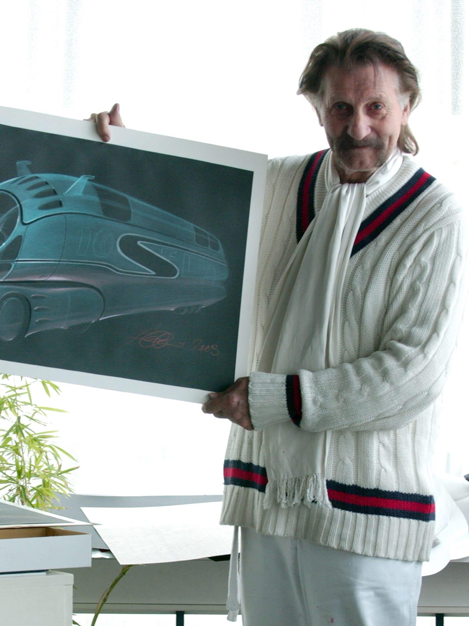 Designer Luigi Colani ist tot