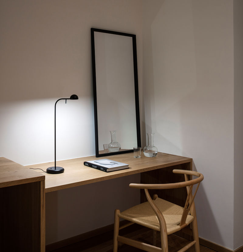 Vibia PIN Table Lamp Moods