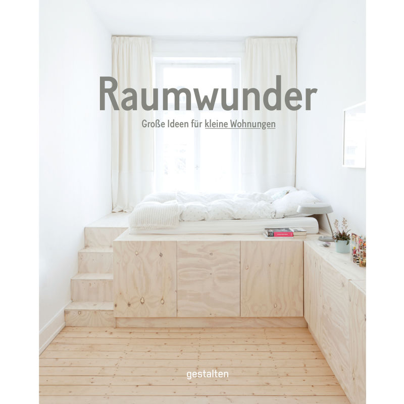 raumwunder gro e ideen f r kleine wohnungen ad. Black Bedroom Furniture Sets. Home Design Ideas