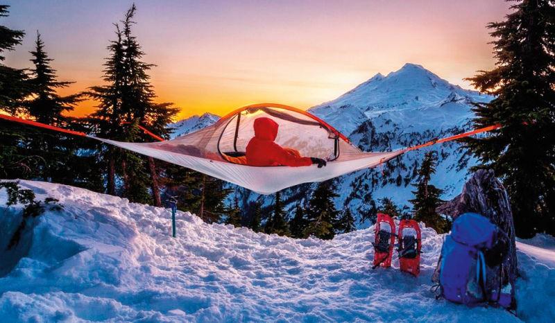 Tensile, Flite+Tree Tent