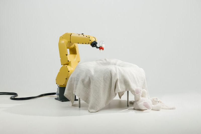 Raising Robotic Natives Vitra Design Museum